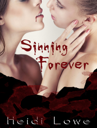 Sinning Forever - Lesbian Paranormal Romance