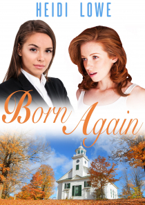 Born Again - A steamy lesbian romance novel